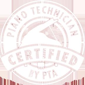 Certified Piano Technician
